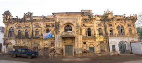 Outside view of Gurdawara Bahi Karam Singh, Jhelum