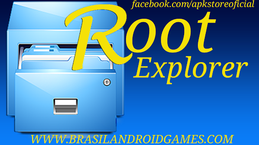 Root Explorer Imagen do Aplicativo