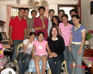 March 30: Katrina Libarnes' Residence (Caloocan City)