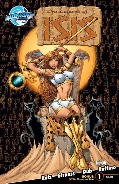 Isis, Egyptian Magic