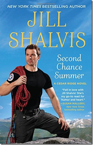 Second Chance Summer by Jill Shalvis (original cover)
