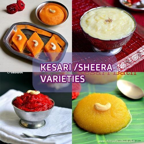 Kesari varieties