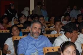 15 ANIVERSARIO del CCIV. Autoridades, Abdel Majid Rejeb, Socio Fundador del CCIV