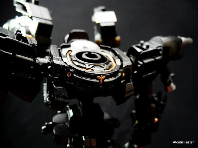 Sinanju Dark Frame Custom TT โดย atomicfaster