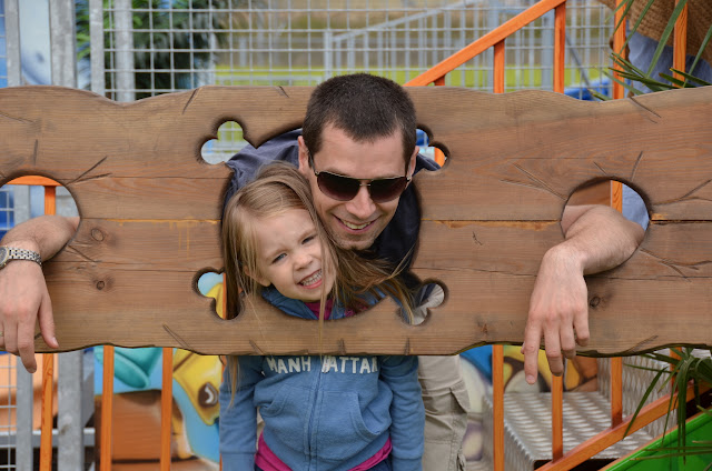 Kamyczki - Park Olimpijski z babcia Krysia
