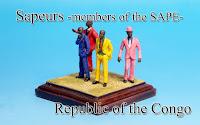 Sapeuri -Congo-