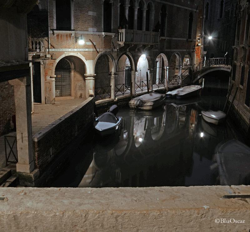 Sotoportego del Magazen Castello 06 01 2017