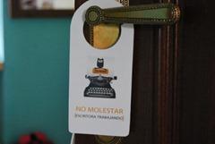 cartel puerta como aumentar tu ritmo de escritura novela fantastica como escribir una obra