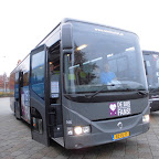 Iris bus van Snellevliet / De bus krijgt steeds meer fans bus 345