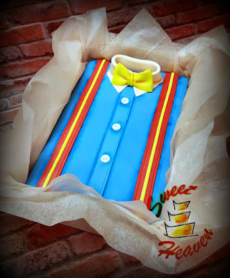 Father's Day Cake 2015