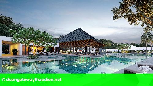Hình 2: ParkCity Hanoi chuẩn bị ra mắt tiểu khu Evelyne Gardens