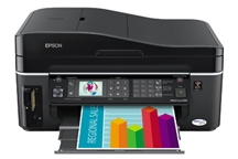How to reset Epson ME-700 printer