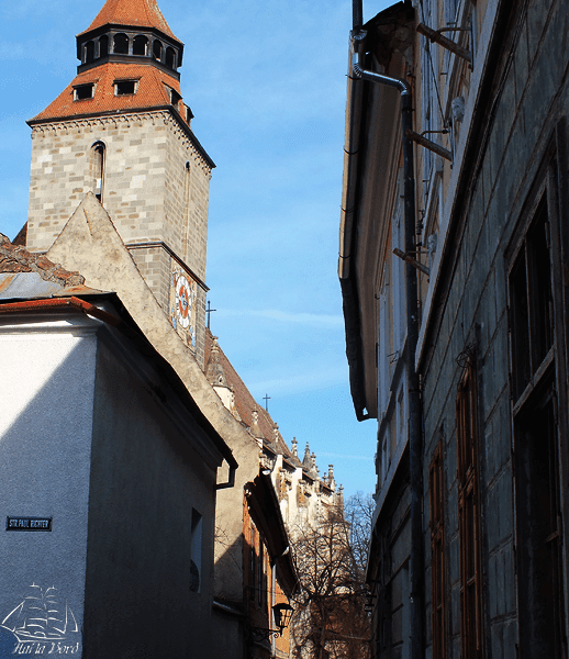 biserica neagra paul richter