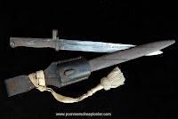 Prussian ersatz bayonet