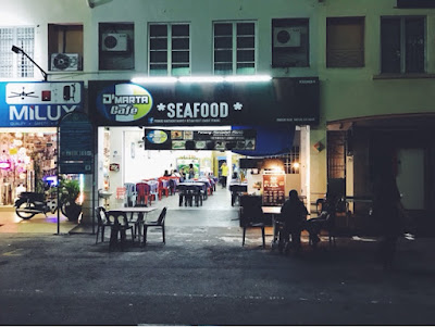 D'Marta Cafe Penang
