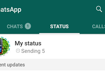 Update Status Whatsapp Lama Sending-nya?