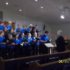 Alleluia Singers 06.26.12