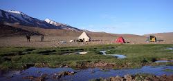 Base Camp du M'Goun