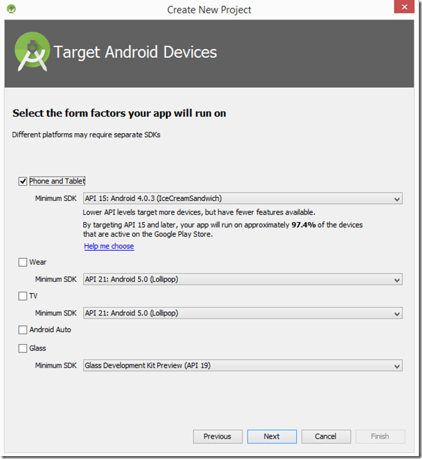target-android-project