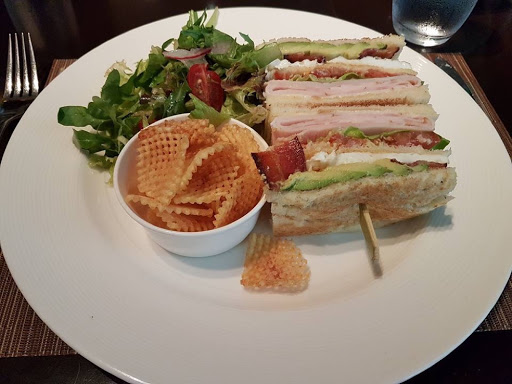 Club Sandwich from DB Bistro & Oyster Bar at MBS