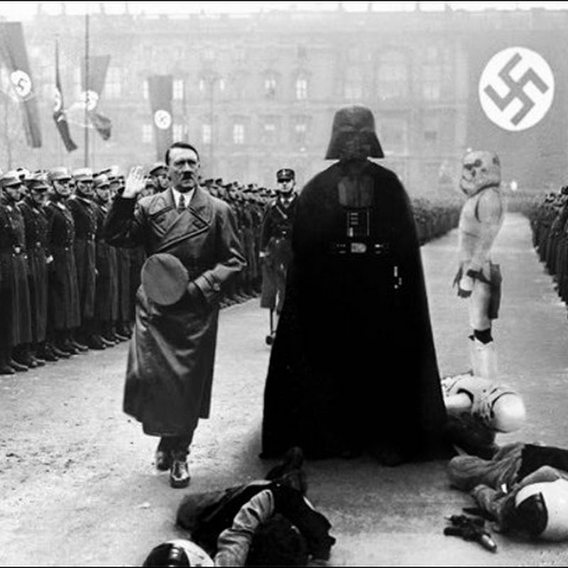Star Wars e a ascensão de Adolf Hitler