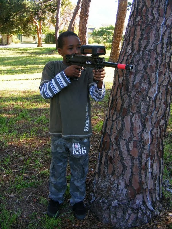 Laser Tag Cape Town – Riebeeck Park