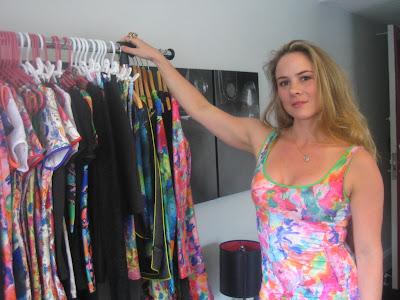 Designer Lulu McDermott