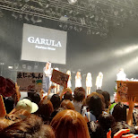 Garula fashion show at Campus Summit 2013 in Shibuya, Tokyo, Japan