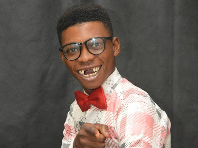 Meet Akanji Adebayo Felix who is now known as Gapteeth