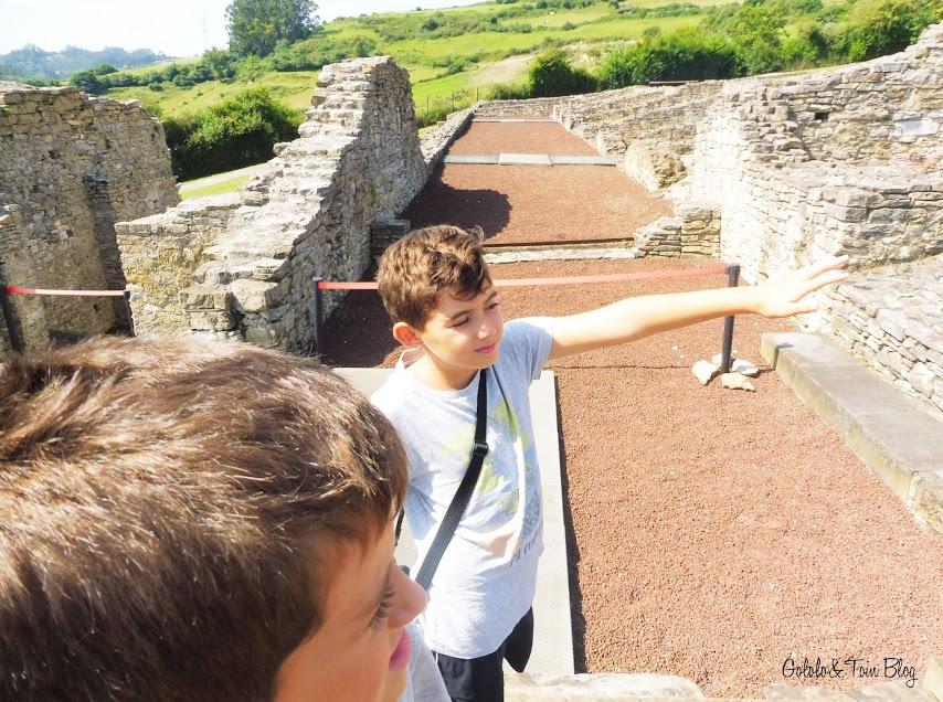 Visitar la villa de Veranes con niños