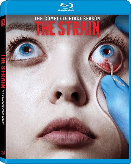 The Strain – Temporada 1 [BD25]