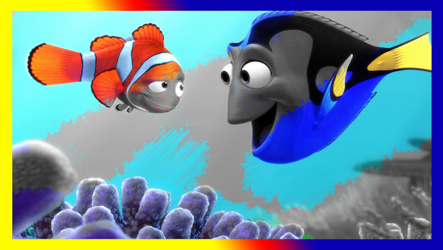 Coloring Book Finding Dory  Coloring Pages For Kids Videos  Episode