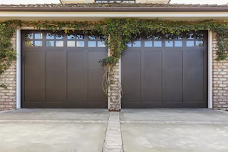What's the size for the standard 2 car garage?