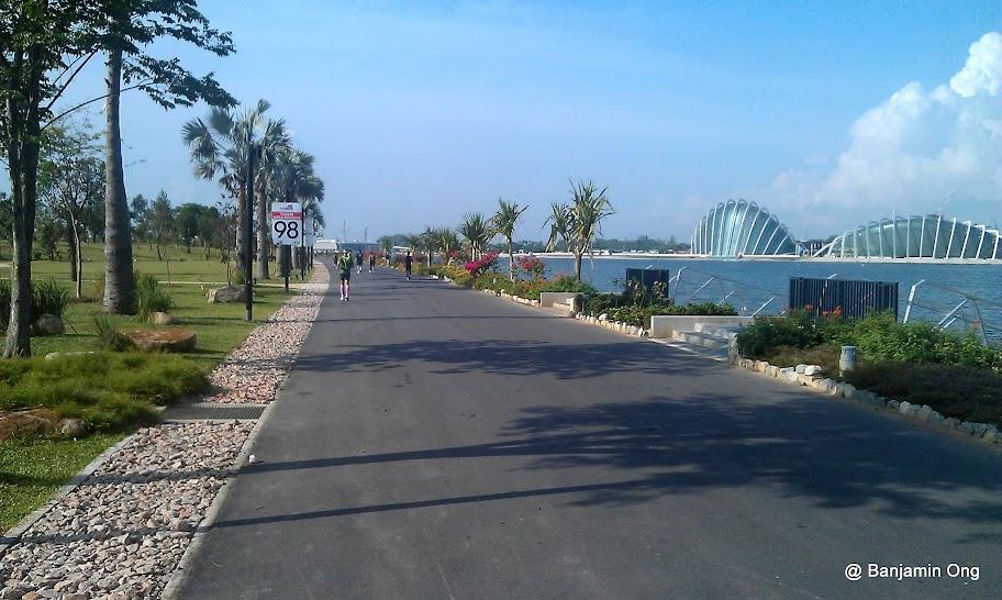 Sundown Ultramarathon, 100km/18h, Singapour: 14-15/9/2013 The%2520Last%25202km