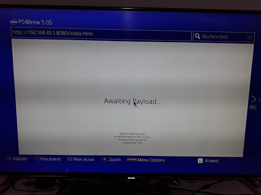 Jailbreak PS4 5 05 From Android Phone new method - Game-2u com