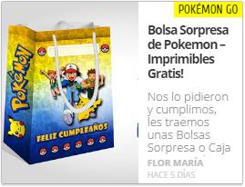 Bolsa Sorpresa Pokemon
