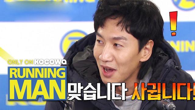 RASMI! Lee Kwang Soo Tinggalkan Runningman.
