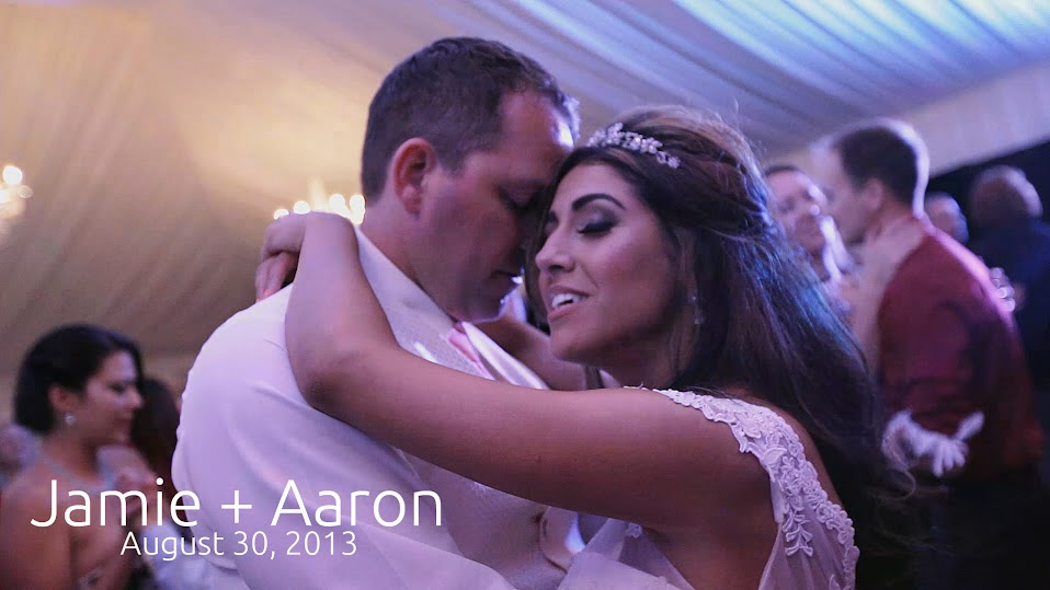 Jamie + Aaron - A BlueCake Films Wedding Film