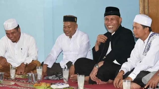 Berhasil Membangun Kota Padang, Tokoh Ampang Kuranji Ungkapkan Dukungan ke Mahyeldi.