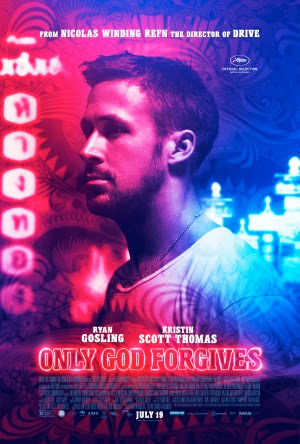 Filme Poster Only God Forgives WEBRip XviD & RMVB Legendado