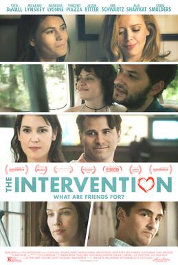 The Intervention - Cặp Đôi Rắc Rối