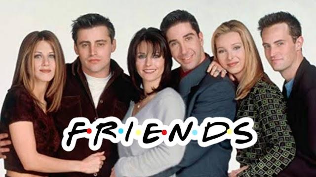 Qual a idade dos atores de Friends em 2021 ?