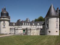 chambre hote chateau gue pean loire