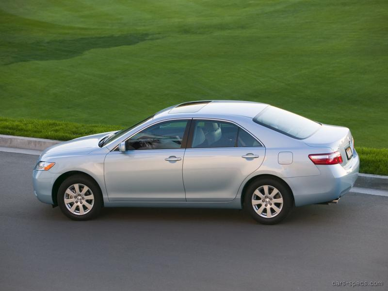 2009 toyota camry sedan specifications pictures prices. Black Bedroom Furniture Sets. Home Design Ideas