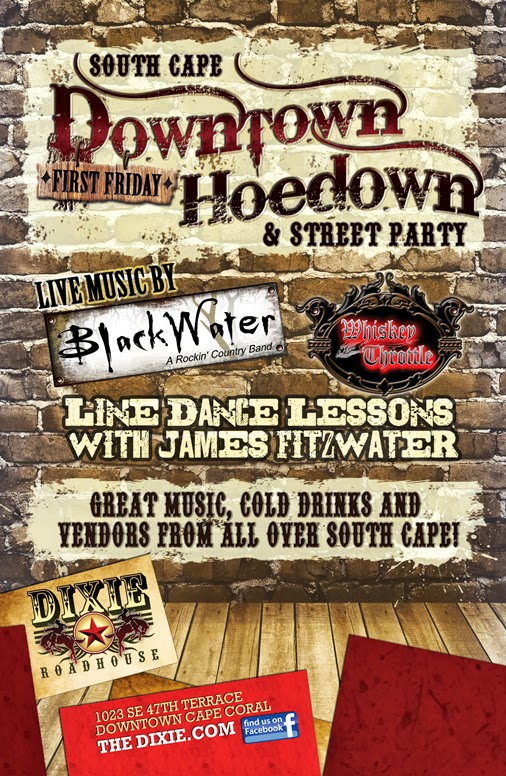 DRH-Downtown-Hoedown-Poster