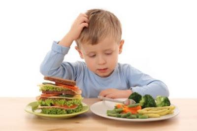 Dipaksa Makan, Anak Bisa Trauma