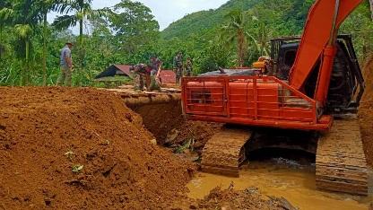 Guyup Rukun Capai Penyelesaian Akhir Jalan Baru 6,4 km