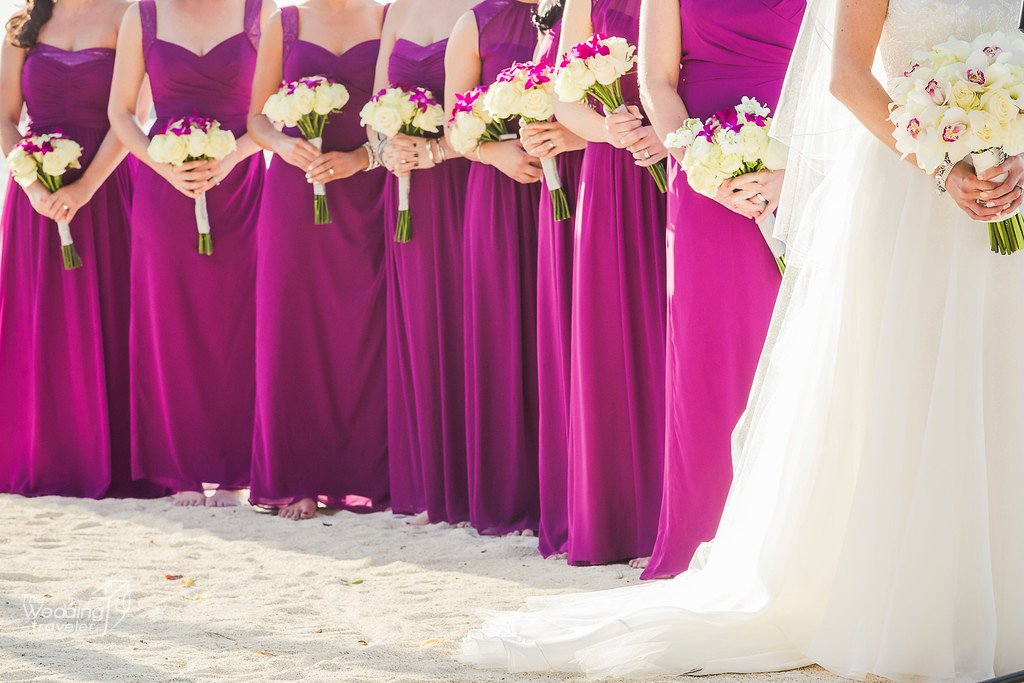 all inlcuive destination beach wedding