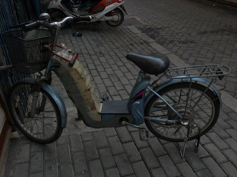 Suzhou.vélo électrique