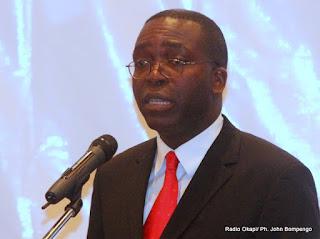 Matata Ponyo Mapon, Premier ministre de la RDC. Radio Okapi/ Ph. John Bompengo